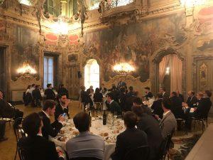 Splendida serata APE con Michele Uva e Marco Bellinazzo