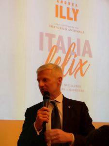 Andrea Illy, imprenditore di talento, un esempio per l'Italia pigra