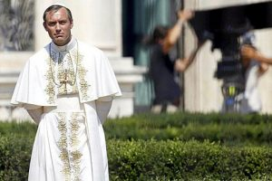 """The young Pope"", di Giuseppe Amoroso"