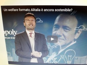 Il welfare di Alitalia è ancora sostenibile? Intervista del Sole 24 Ore a Beniamino Piccone